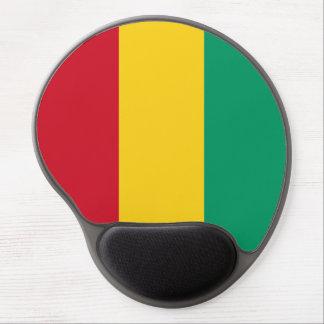Bandera guineana Mousepad Alfombrilla De Raton Con Gel