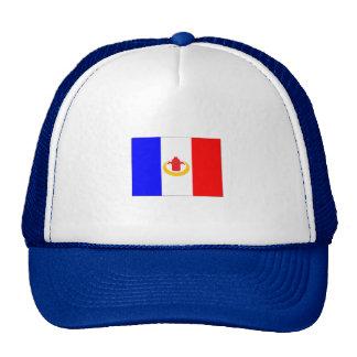 bandera harki gorras de camionero