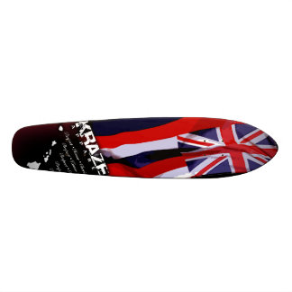 Bandera hawaiana 2 skateboards