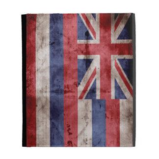 Bandera hawaiana vieja;