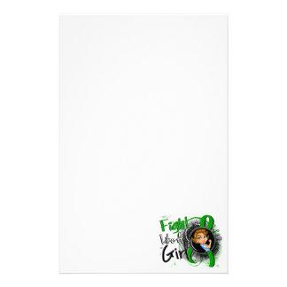 BANDERA hepática del dibujo animado de Rosie del c Papeleria