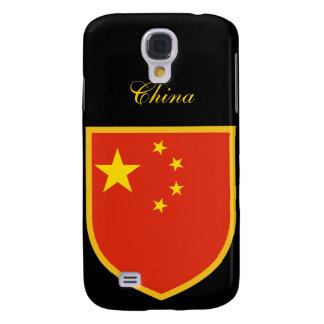Bandera hermosa de China - PRC Funda Para Galaxy S4