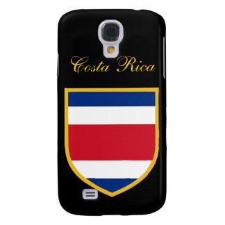 Bandera hermosa de Costa Rica Samsung Galaxy S4 Cover