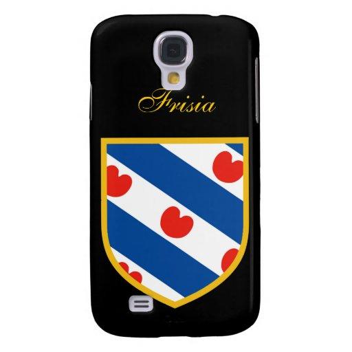 Bandera hermosa de Frisia