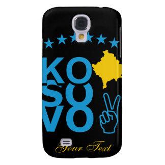 Bandera hermosa de Kosovo Funda Para Galaxy S4