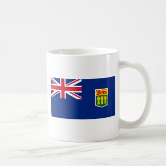 Bandera hipotética de Saskatchewan Taza Básica Blanca