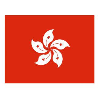 Bandera HK de Hong Kong Postal