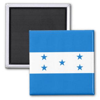 Bandera HN de Honduras Imanes Para Frigoríficos