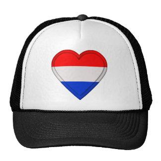 Bandera holandesa de Holanda del holandés de Gorra