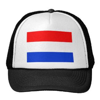 Bandera holandesa gorras