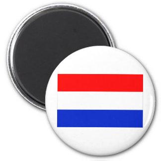 Bandera holandesa imanes para frigoríficos