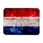Bandera holandesa iman flexible