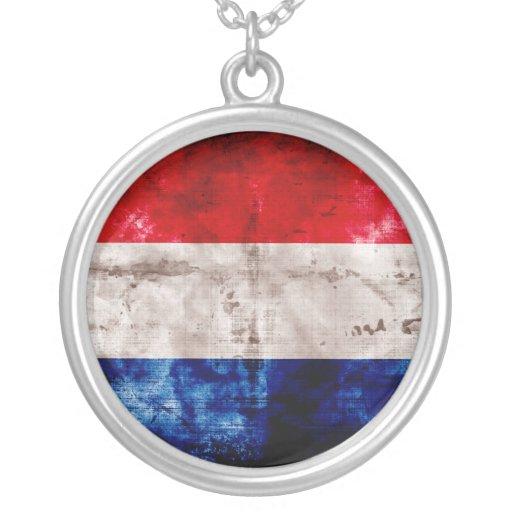 Bandera holandesa joyería