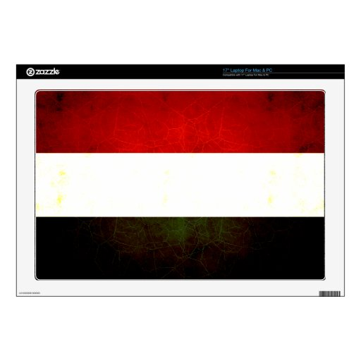 Bandera holandesa nerviosa moderna skins para 43,2cm portátiles