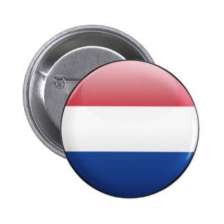 Bandera holandesa pin