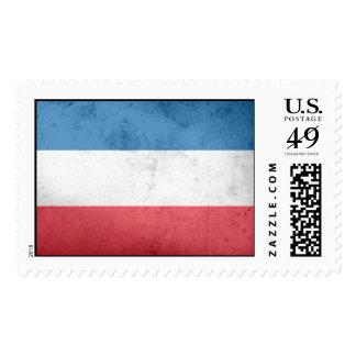 Bandera holandesa sello