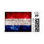 Bandera holandesa sellos