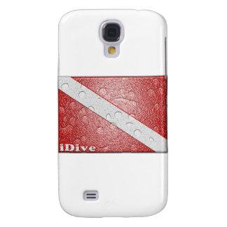 bandera iDive Waterproof.png Funda Para Galaxy S4
