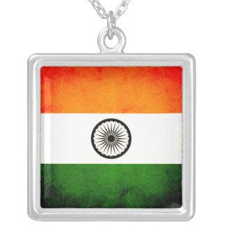 Bandera india nerviosa moderna joyerias