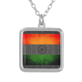 Bandera india nerviosa moderna grimpolas