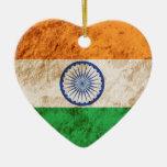 Bandera india rugosa ornatos