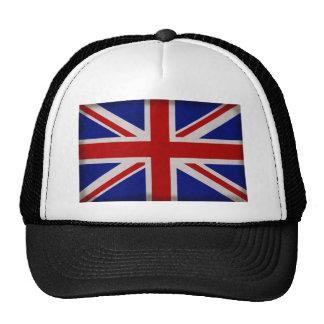 Bandera Inglesa de Inglaterra urdida Gorras De Camionero