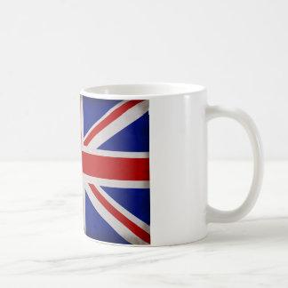 Bandera Inglesa de Inglaterra urdida Taza Clásica