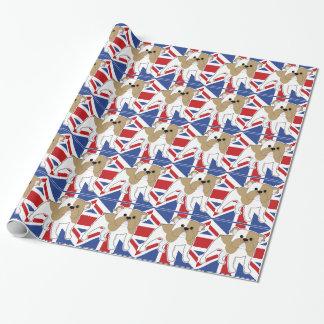Bandera inglesa del dogo