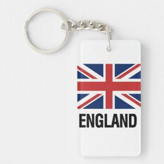 Bandera inglesa llaveros