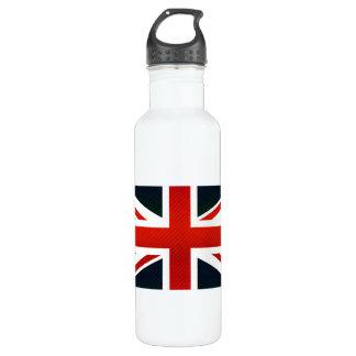 Bandera inglesa pelada moderna