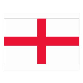 Bandera inglesa postal