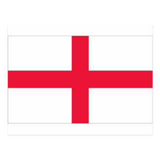Bandera inglesa tarjetas postales