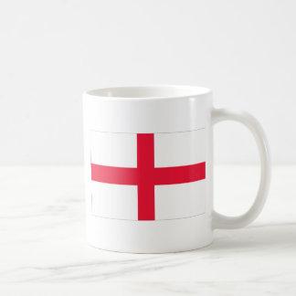 Bandera inglesa taza