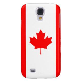 Bandera iPhone3 de Canadá Funda Para Galaxy S4