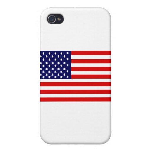 Bandera iPhone 4/4S Carcasa