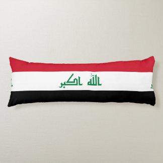 Bandera iraquí cojin cama