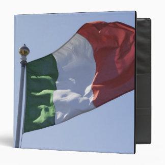 """Bandera irlandesa carpeta 1 1/2"""""""