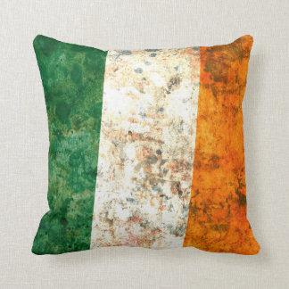 Bandera irlandesa almohada