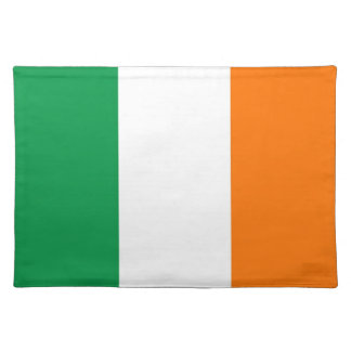 Bandera irlandesa en MoJo Placemat Mantel