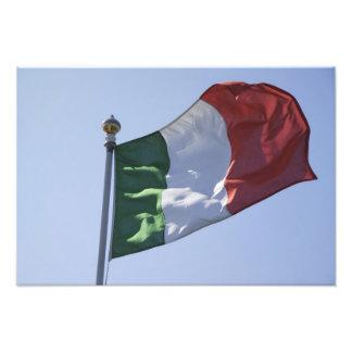 Bandera irlandesa fotografías
