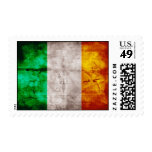 Bandera irlandesa franqueo