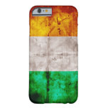 Bandera irlandesa funda de iPhone 6 barely there