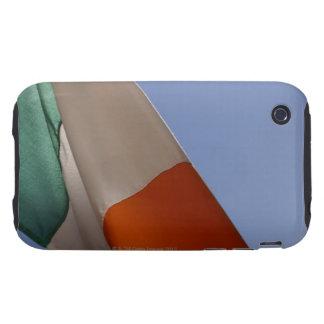 Bandera irlandesa funda resistente para iPhone 3