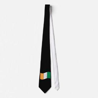 Bandera irlandesa/himno corbatas