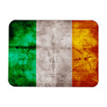 Bandera irlandesa iman flexible