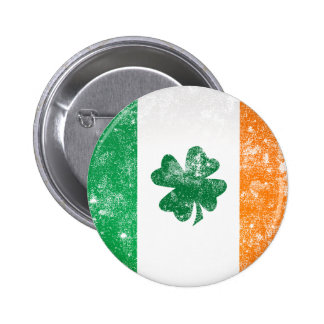 Bandera irlandesa pin