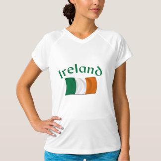 Bandera irlandesa polera