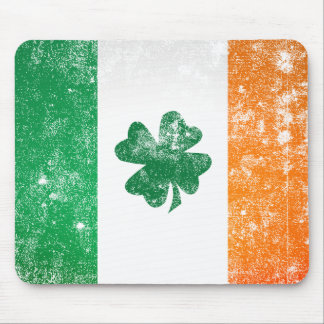 Bandera irlandesa mousepad
