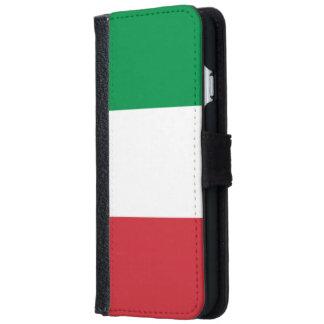 Bandera italiana carcasa de iPhone 6