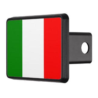Bandera italiana de la cubierta del remolque de tapas de tráiler